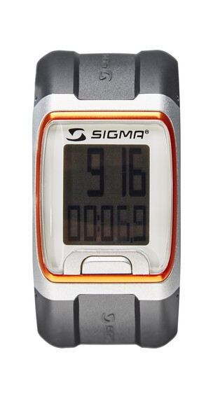 SIGMA SPORT PC 3.11 Pulsuhr orange